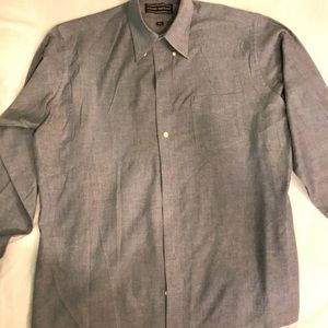 David Taylor dress shirt Size L